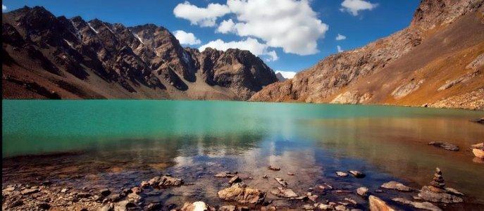 Самое удивительное озеро Казахстана - АЛАКОЛЬ