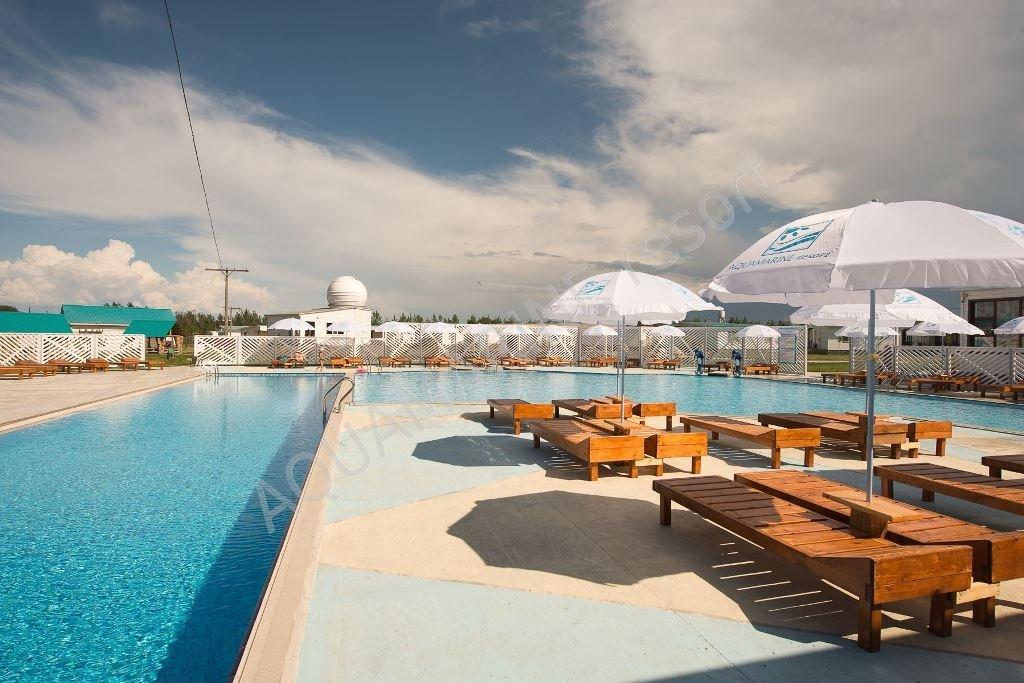 Бронирование в Зону отдыха Aquamarine resort